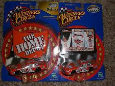 Tony Stewart Winners Circle 2000 ROOKIE 2x Car Assortment 1:64 Chevy MC NASCAR