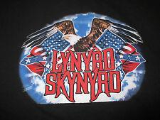 """LYNYRD SKYNYRD """"IN LYNYRD WE TRUST"""" Concert Tour (LG) T-Shirt"""