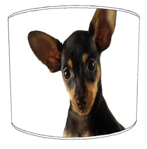 Puppy Dog Designs Lampshades Ideal To Match Dogs Cushions & Dogs Stickers Decals