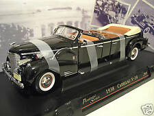 CADILLAC V-16 1938 PRESIDENTIAL LIMO cabriolet 1/24 YAT MING 24028 voiture minia