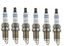 For Chrysler Dodge Eagle Jeep Plymouth Set of 6 Spark Plugs Bosch Iridium 9656