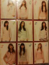 Girls' Generation SNSD Baby Baby Star Card Set (9) #010 Trading Cards Kpop Rare