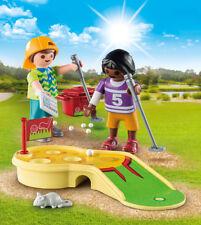 Playmobil  Special  Children Minigolfing   #9439   New in Bag   2018