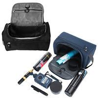 Cosmetic Case MakeUp Bag Travel Wash Bag Men Women Toiletry Organizer Pouch