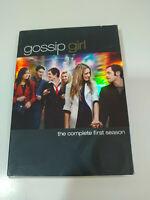 Gossip Girl The Complete First 1 Saison - 5 X DVD Anglais Portugais