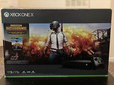 Microsoft Xbox One X 1TB Pubg Bundle Console