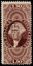 R80c Foreign Exchange, son dated, fresh 1st Issue