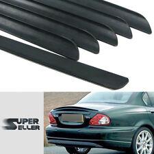 LA Stock Unpainted Jaguar X Type 4DR Sedan Rear Lip Trunk Spoiler Wing 2008