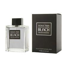 Antonio Banderas Seduction in Black Eau De Toilette EDT 200 ml (man)