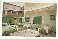 "Mansfield Restaurant ""Ernie's"" MANSFIELD PA Vintage Pennsylvania Postcard"