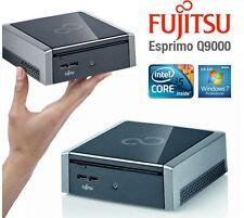 Mini PC Fujitsu Esprimo Q9000 Intel Core i5 2,53GHz 4GB 320GB Win 7 HDMI Wi-Fi