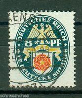 Deutsches Reich 431 , o , Nothilfe 1929