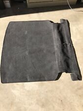 02-06 Acura RSX Mat OEM rear trunk carpet black