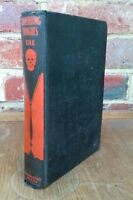 Laurence Kirk WHISPERING TONGUES Doubleday 1st 1934 rare crime novel