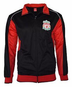 Liverpool Fc Track Jacket Zip up Youth Kids boys New Season