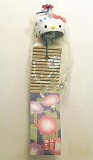 Japanese traditional Wind chime FURINHello KITTY made in JAPAN SANRIO