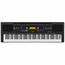 Yamaha Psr-ew300 Keyboard 76 Touch Sensitive Keys