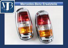 G101/ Mercedes Ponton Paar Rückleuchten Gelb/Rot komplett