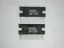 """TA8215L  """"Original"""" Toshiba  17P SIP IC  2  pcs"""