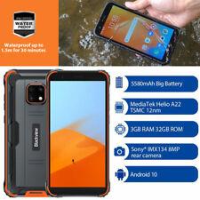 Blackview BV4900 4G Android 10.0 Rugged Smartphone Waterproof Mobile Dustproof