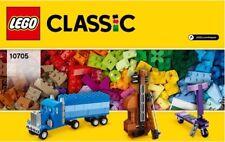 1 NEUES Lego-Classic Ideenbuch / Bauanleitung  (10705)