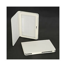 Case with stand for Samsung Galaxy Tab 8.9 LTE I957, White