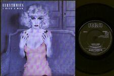 "EURYTHMICS I Need A Man  7"" Ps, B/W I Need You, Da 15"