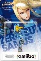 Zero Suit Samus amiibo (Super Smash Bros. Series) - EU Box - Brand New