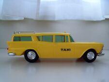 X-EL PRODUCTS / JO-HAN - 1959 RAMBLER STATION WAGON TAXI (AMC) - PROMO MODEL