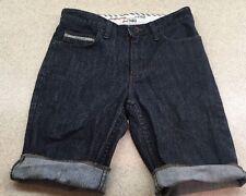 Vans Customade For You Jean Denim  Shorts  Size 28