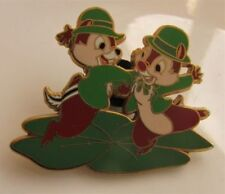 Disney St. Patrick's Day Disney Pins & Buttons (1968-Now)