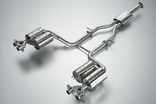 [JUNB.L] Exhaust System GT Ver. for KIA 2017 2018 2019 2020 STINGER 2.0 Turbo