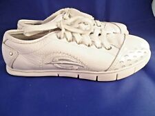 EARTH Women's Leather Athletic-Inspired Oxfords Lace Up Shoes Size 6 Nurse Devi