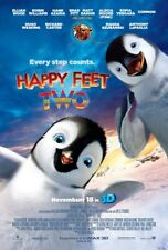 HAPPY FEET TWO 2 MOVIE POSTER 2 Sided ORIGINAL Final 27x40