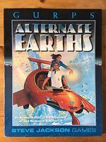 GURPS - Alternate Earths - Steve Jackson Games