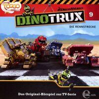 DINOTRUX - 9: DIE RENNSTRECKE (HÖRSPIEL ZUR TV-SERIE)   CD NEW