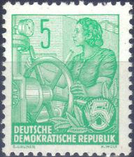 DDR 406 ** Buchdruck, einwandfrei postfrisch