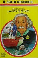 IL GIALLO MONDADORI N.2043  LAMPO DI GENIO