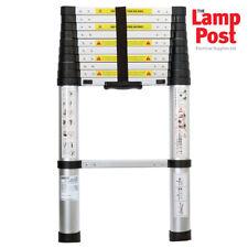 Draper 52366 11 Rung Aluminium Telescopic Ladder