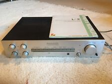 Luxman L-2 Stereo Amplifier with original manual