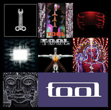 "TOOL album discography magnet (3.5"" x 3.5"")"