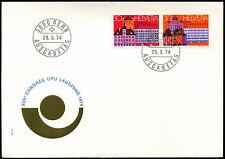 Switzerland 1974 UPU Congress FDC First Day Cover #C36861