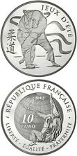 2012 France 10 euro silver Jeux D' Ete proof with box and certificate