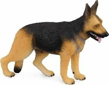 New CollectA German Shepherd Alsation Pet Toy Figure 88084 -  FREE UK DELIVERY !