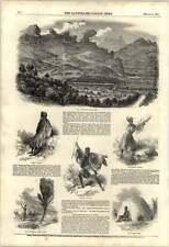 1851 FORT Armstrong KAT River ottentotto FINGO le donne