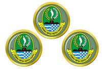 Ouest Java (Indonésie) Marqueurs de Balles de Golf