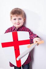 Holzschwert und Schild für Kinder **ENGLAND**
