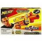 Brand New NERF N-Strike BARRICADE RV-10 Dart BLASTER