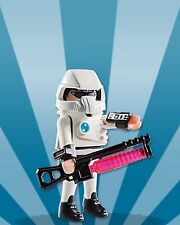 Playmobil Boy Mystery Figure Series 8 5596 Space Ranger Soldier White Astronaut