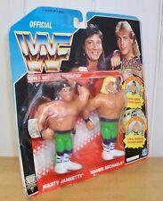 WWF - Shawn Michaels & Marty Jannetty - The Rockers - Hasbro - wrestling figures